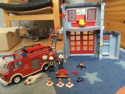 Playmobil Feuerwehr feuerwehrwache