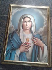 Bild Gemälde Madonna Mutter Gottes