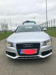 Audi a4 Navi Panoramadach gepflegtes