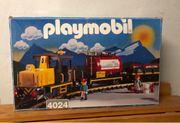 Playmobil Eisenbahn Großspur 4024