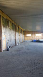 Garage Halle - Stellplatz