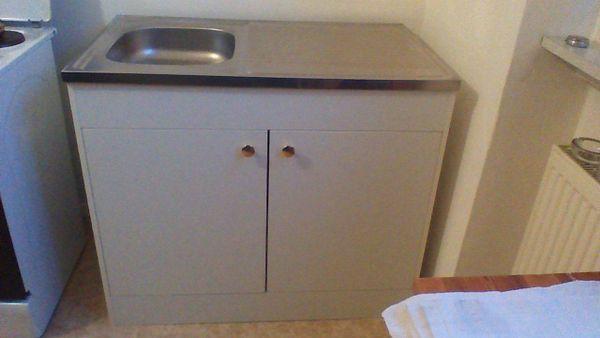 sp le mit unterschrank kaufen sp le mit unterschrank. Black Bedroom Furniture Sets. Home Design Ideas