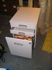 Büromöbel weiß ikea  Galant Rollcontainer - Haushalt & Möbel - gebraucht und neu kaufen ...
