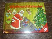 Weihnachtslieder Buch + CD