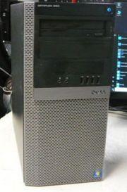 Dell-PC mit Intel 4-Kern Proz