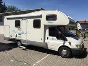 Verkaufe Wohnmobil Rimor NG8 Europe