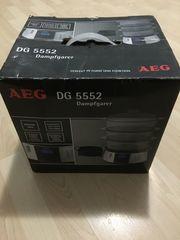 AEG Dampfgarer DG 5552 WENIG