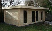 Modernes Holz- Gartenhaus - Grand Cannes -