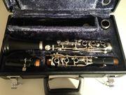 Yamaha B-Klarinette überholt