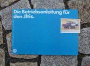 Betriebsanleitung VW Iltis
