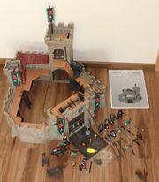 Playmobil Ritter Falkenritterburg 4866 Raubritterburg