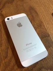 iPhone 5S Silber