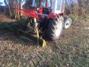 Traktor Steyr 8055a