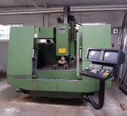 Fräsemschine CNC Hurco