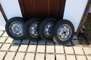 Reifen auf Felgen