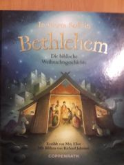 Schönes Kinderbuch Bethlehem