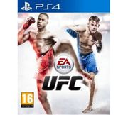 UFC - Ultimate Fighting Championship PS4
