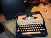 Remington Privat - mechanische Reiseschreibmaschine