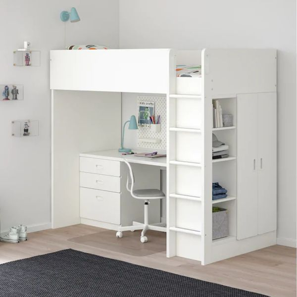 Ikea Stuva Hochbett In Karlsruhe Kinder Jugendzimmer Kaufen Und