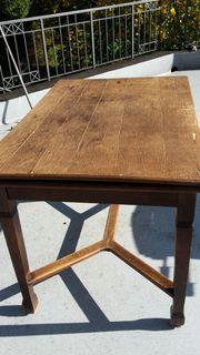 Esstisch Mit 6 Stühlen Antik