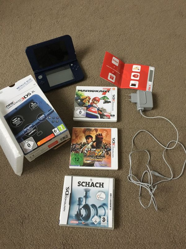 Nintendo » Nintendo, Gerät & Spiele