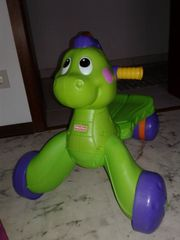 Fisher Price 2-in-1 Lauflern Dino
