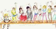 Showtanzgruppe sucht Tänzerinnen zw 35