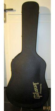 Gibson Acoustic Gitarrenkoffer unbenutzt