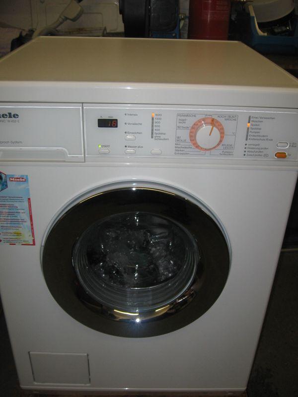 miele waschmaschine gebraucht kaufen nur 2 st bis 60 g nstiger. Black Bedroom Furniture Sets. Home Design Ideas