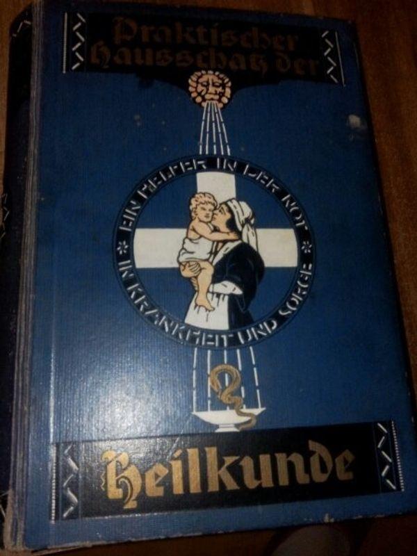 Dickes Altes Buch 1930 Praktischer