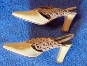 Damenpumps Sandale