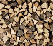 Brennholz Kaminholz Luftgetrocknet