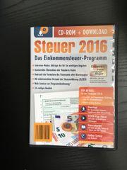 Steuer 2016 CD