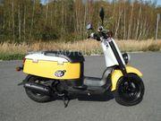 Motorroller Yamaha Giggle 4 Takter
