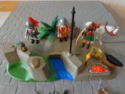 Spielzeug Playmobil Ritterschmiede