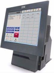 IBM Touch KIOSK PC 17 -