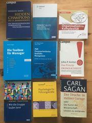 Fachbücher Wirtschaft