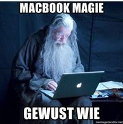 MacBook - Festplattenupgrade auf