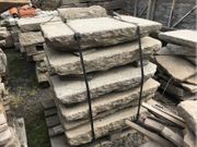 Alte Gredplatten Granitplatten Bodenplatten Naturstein