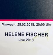 Ticket Helene Fischer