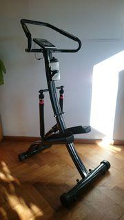Heimtrainer Hometrainer Stepper Crosstrainer Fitness