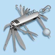 PEARL Multifunktion-Taschenmesser