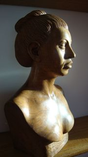 For Sale Sculpture - Bust