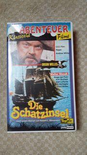 VHS Video die Schatzinsel