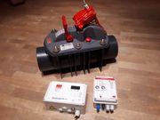 ACO DN150 Rückstauverschluss Rückstauautomat mit
