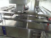 GASTRONOMIE Küche Geräte Edelstahl 100