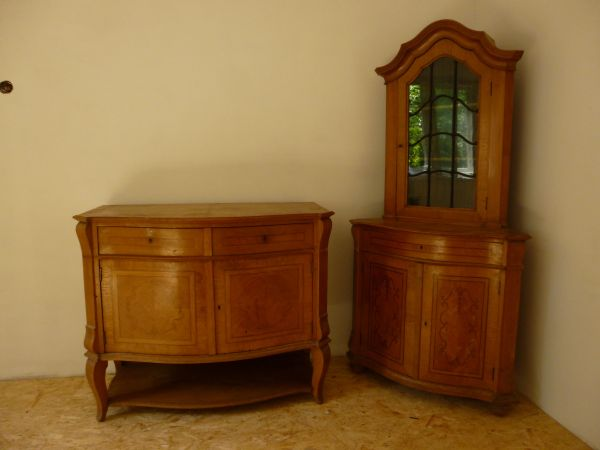 Vitrine Wohnzimmerschrank Kommode Gebraucht Kaufen 90574 Rosstal