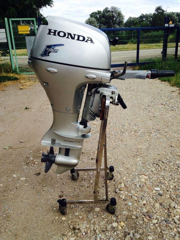 Honda BF20 Motor » Motorboote