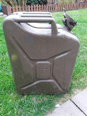 Diesel Benzin Kanister