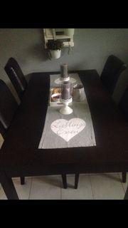 Tisch Esstisch Und 3 Stühle